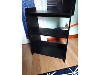 Black bookshelves - FREE