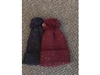 Footasylum hats (One size)