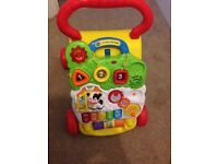 Baby Walker -Vtech, in excellent condition