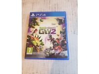 PS4 Garden Warfare 2 (NEW, Only used once)