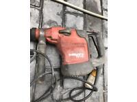 Hilti drill breaker