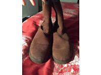 Sketcher boots