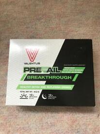 Valentus Breakthrough 12 day detox
