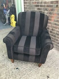 Next armchair in vgc. All cleaned and ready to go.