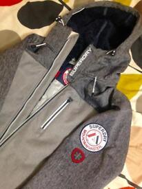 SUPERDRY: Mens Hooded Mountain Master Jacket