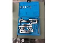 Brake pipe flaring tool kit for sale.