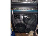 EBS Neo Gorm Bass Amplifier Combo
