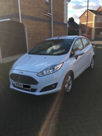 2014 Ford Fiesta 1.25 Zetec [ Five Door ]