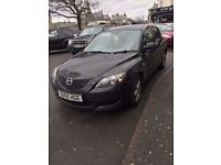 Mazda 3 TS 1.6 Long MOT Very Good condition- Drives excellent!