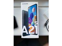 Samsung Galaxy A21S (Brand New)