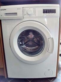 (NEW) Montpellier MW7112P washing machine. (2 year Guarantee!!) As new.