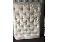 Luxury Double Mattress Clean Condition, Free Delivery In Norwich,