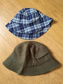 3-6 years boys summer hats