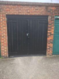 Wanted tenant for lock up garage rental Virginia Water