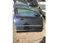 Ford Focus 56 dsf 5 door black