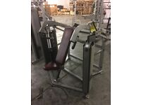 HAMMER STRENGTH MTS ISO LATERAL SHOULDER PRESS FORSALE!!