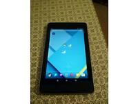 Nexus tablet 32gb WiFi unlocked 3G