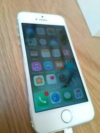 Iphone 5s white 16gb o2 boxed