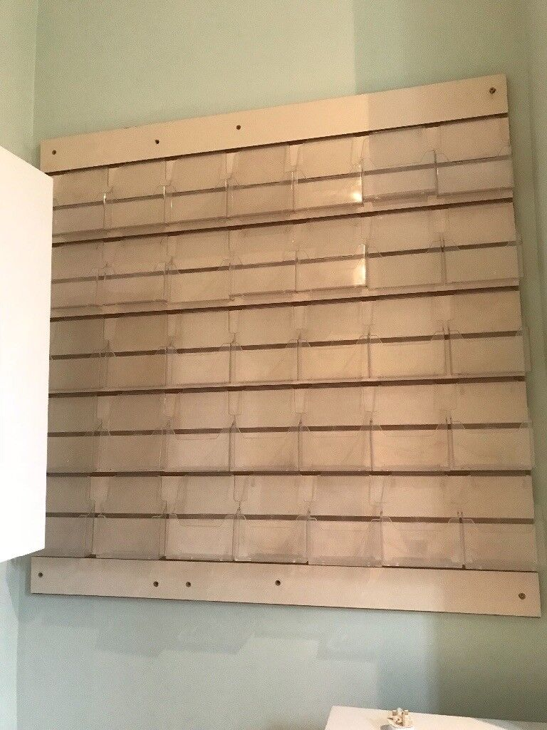 Wall Mounted Leaflet Holder In Crosshill Glasgow Gumtree