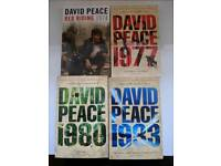 Red Riding Quartet David Peace