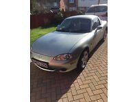 Mazda mx5 Nevada Limited Edition 1.8 Model ( comes with hardtop )