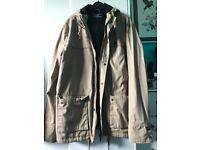 Men's penguin coat size L