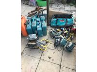 Power tools - spares or repairs