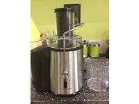 Andrew James Professional Whole Fruit Juicer Used