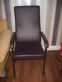 Aidapt Longfield Lounge Chair.