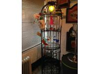 Novelty wine rack cocktail bar glass holder table light on top home bar