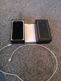 Immaculate IPhone 7 - 128gb - piano black