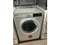 HOOVER DXA49W3 Washing Machine - White
