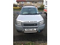 LAND ROVER SPARES OR REPAIRS