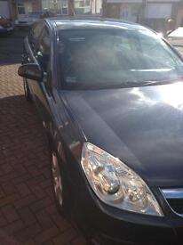 Vauxhall Vectra exclusive