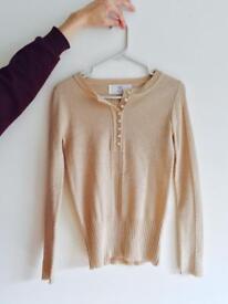 New knitwear. Make you look slim!