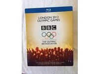London Olympic Games blursay