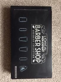 L'Oréal men's barber shop set BARGAIN