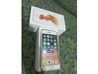 Apple iPhone 6s Gold 16gb Unlocked pls read description