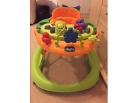 Chicco Walky Talky Walker - Green Wave