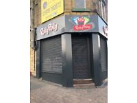 Takeaway Buisness for sale highly desirable location