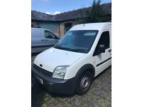Ford Transit Connect 2006 , low mileage.