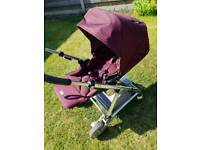 Mamas and Papas Urbo 2 in Mulberry