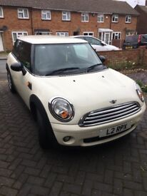 Mini One - June 2008 68500 Miles Automatic 1397cc White 2 Lady Owners From New