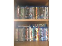 Selling blu rays £1 each will sell in bundles for a deal