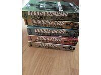 Full sets of CHARLIE HIGSON books