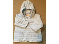 Emile et rose baby boys coat 3-6 months immaculate condition