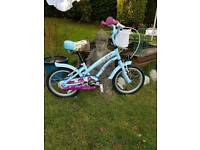 Apollo cherry Lane girls bike age 5-8 16 inch