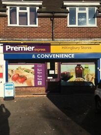 Newly refurbished convenience store for sale in the desirable area of hiltingbury, chandlers Ford