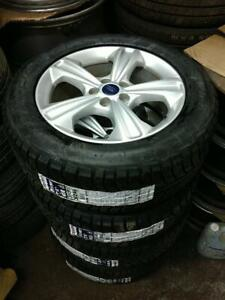 Brand New 235 55 17 BFGoodrich winters on OEM 2016 Ford Escape  Alloy rims 5x108 / TPMS -- $1400 set of 4