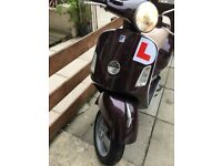 Vespa gt 125 facelift vgc HPI clear low miles
